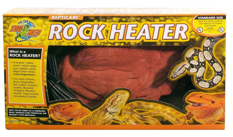 Zoo Med Repticare Rock Heaters, Standard
