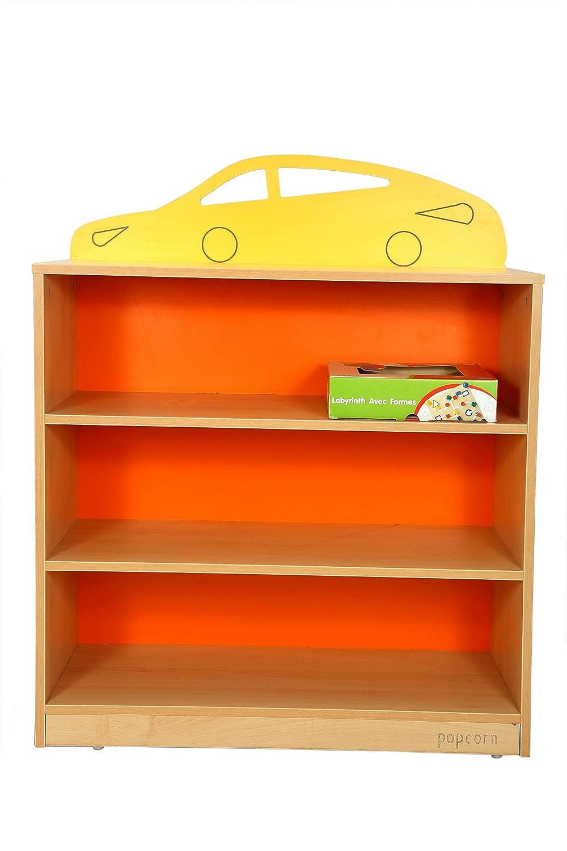 Popcorn Furniture Car Shelf