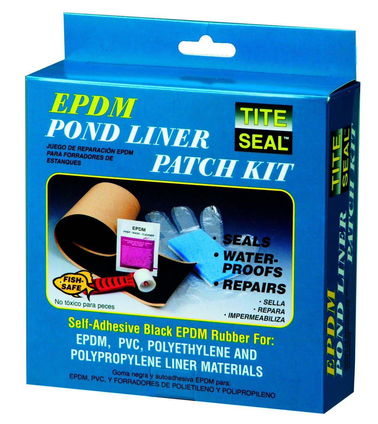 Cofair PLKIT Tite Seal EPDM Pond Liner Repair Kit by Cofair