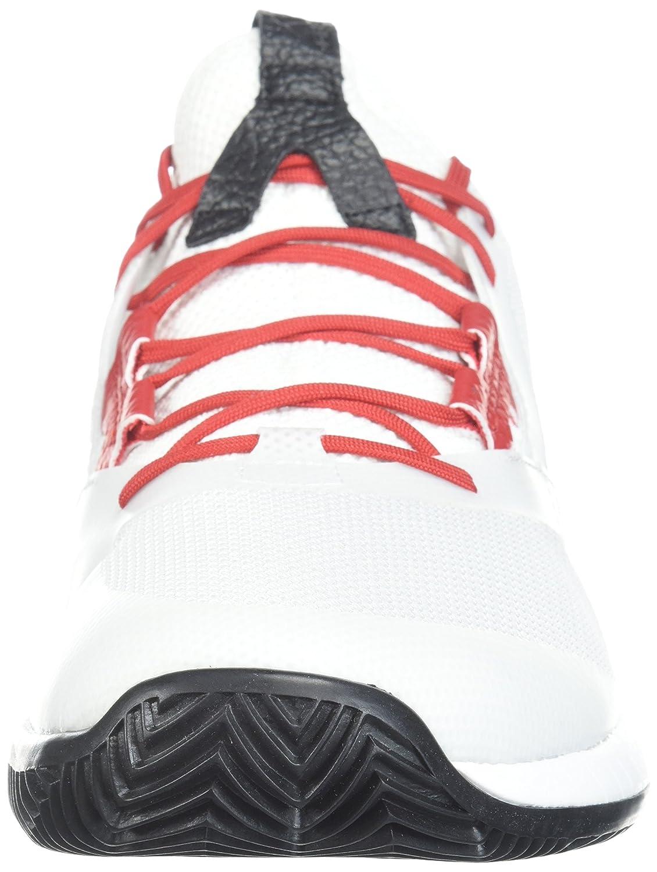 adidas Women's 5.5 Adizero Defiant Bounce W Tennis Shoe B0728B6Z74 5.5 Women's B(M) US|White/Scarlet/Core Black ac3d9f