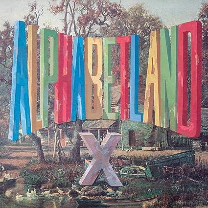 Buy X – Alphabetland New or Used via Amazon