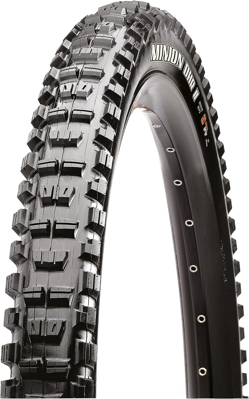Maxxis Minion DHR II 3C Triple Compound 2PLY Wire Tire, 26 x 2.4-Inch