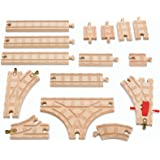 Thomas & Friends Fisher-Price Wooden Railway, 8 Expansion Pack