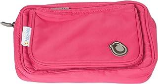 Hippychick - Tasca accessoria per marsupio porta-bebè, colore: Rosa