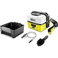 Kärcher Nettoyeur Mobile OC 3 à pression avec batterie lithium-ion et réservoir d'eau pour une utilisation mobile, 1.680-002.0