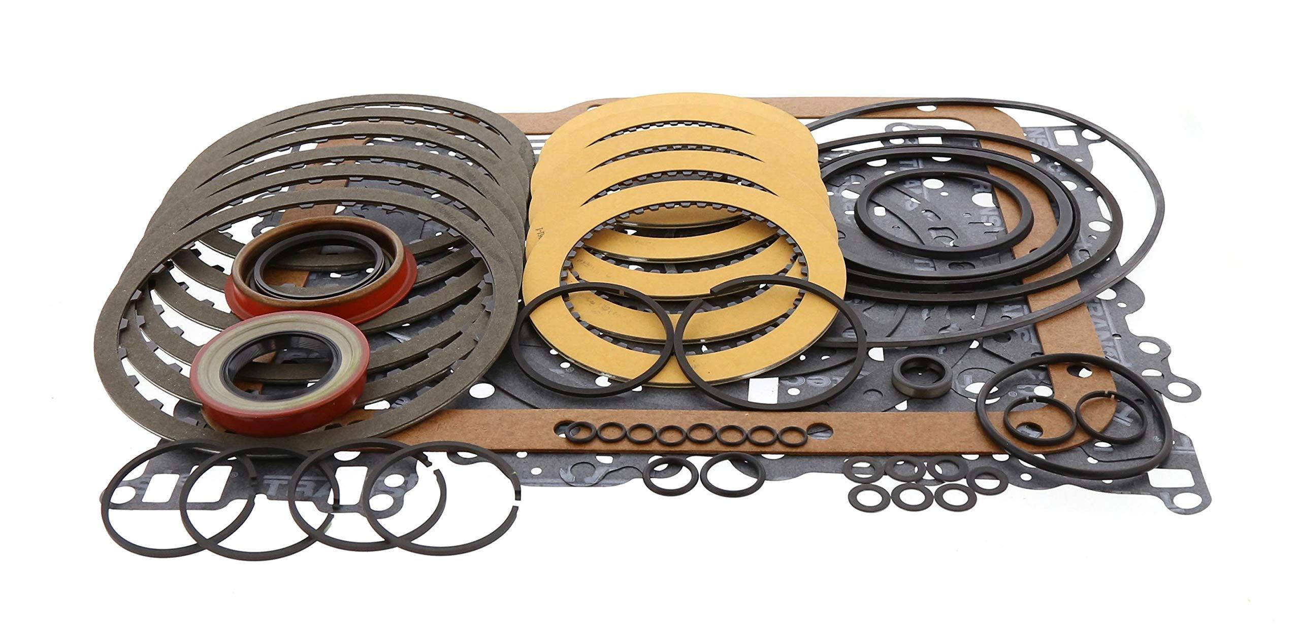 Chevy Aluminum Powerglide Transmission Less Steel Rebuild Kit 62-73