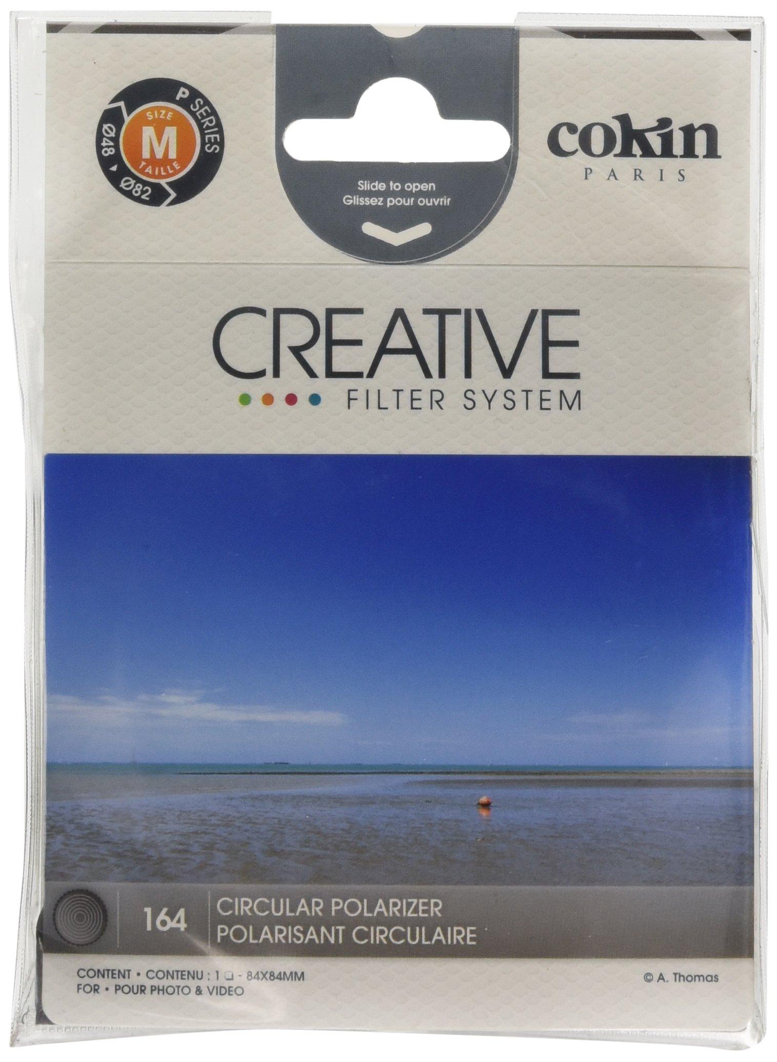 Cokin P-Series P164 Circular Polarizer Filter by Cokin