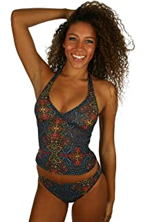 5b9343580e Lifestyles Direct Swimsuit Womens Underwire Swimwear Tan Through ...