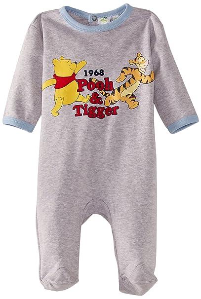 Winnie the Pooh - Pijama para bebé, talla 6 Months - talla inglesa, color