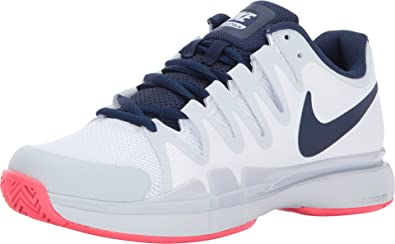 Nike Zoom Vapor 9.5 Tour Size 10 Womens Tennis White/Binary Blue-Pure  Platinum