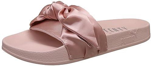 the latest a9bea ad9ac Puma Fenty Bow Slide Women Pink: Amazon.it: Scarpe e borse