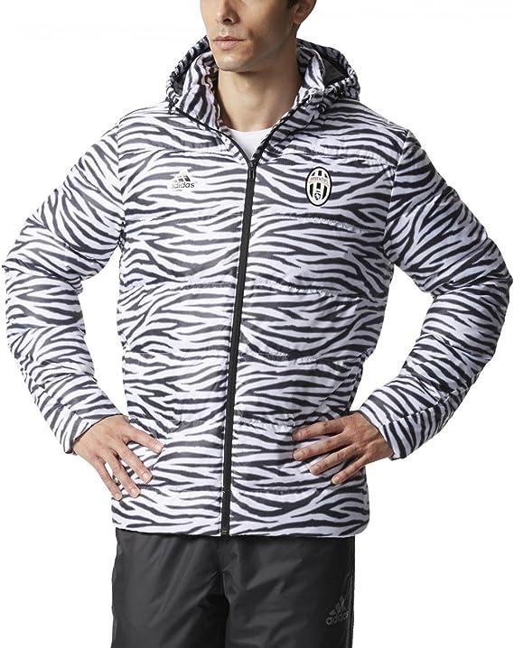 adidas Juventus Veste vers Le Bas 201617 06 L, Noir