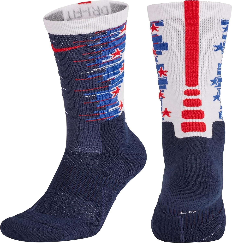 Soportar apelación Sucio  1 Pair NIKE Dry Elite 1.5 Crew Basketball Socks Women Basketball