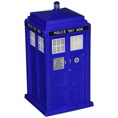Underground Toys - Figurine Doctor Who Tardis 12th Flight Simulator 20cm - 0882041026610