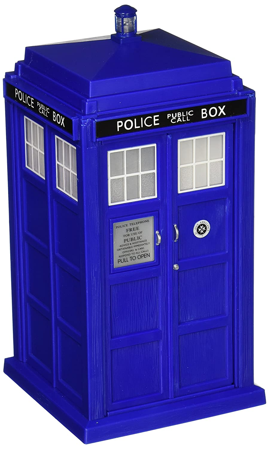 Underground Toys Doctor Who Tardis 12th Flight Series Control Action Figure, 5 by Underground Toys