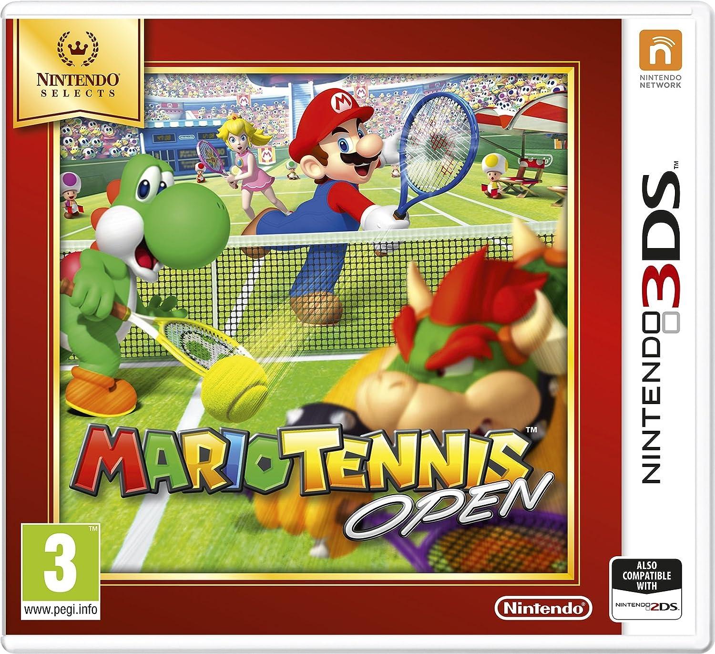 Mario Tennis Open [Importación Inglesa]: Amazon.es: Electrónica