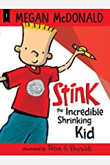 Stink: The Incredible Shrinking Kid Kindle Edition
