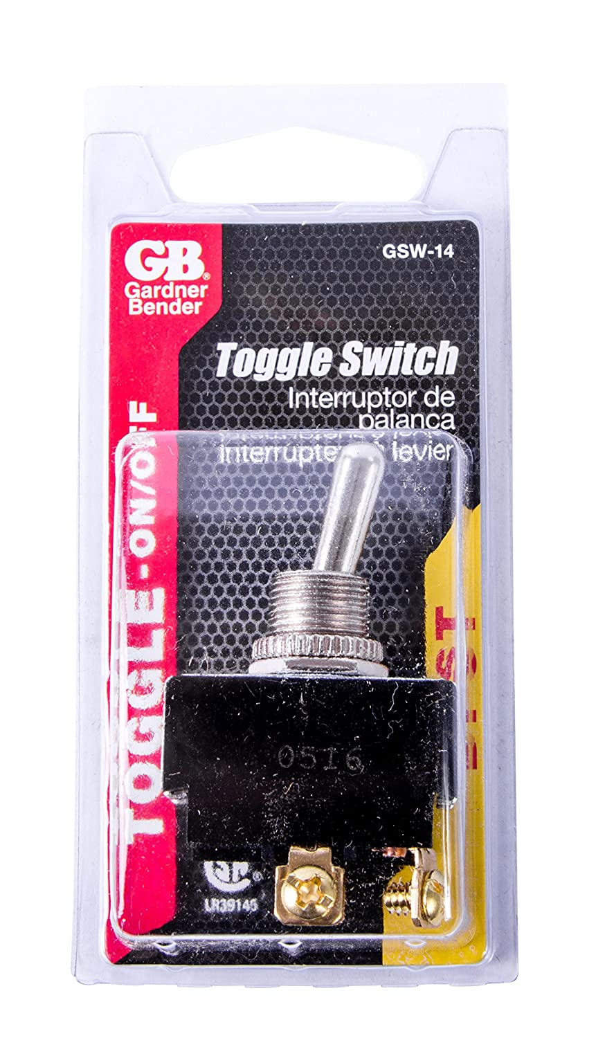 Gardner Bender Gsw 16 Heavy Duty Electrical Toggle Double Pole Single Throw Switch 20 Amp Alfrescoheatingcom Dpdt On Off A 125v Ac Screw Terminal Home Improvement