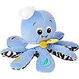 """Baby Einstein Octoplush Musical Plush Toy, Ages 3 months Plus, 11.0"""" x 7.0"""" x 11.0"""", Blue"""