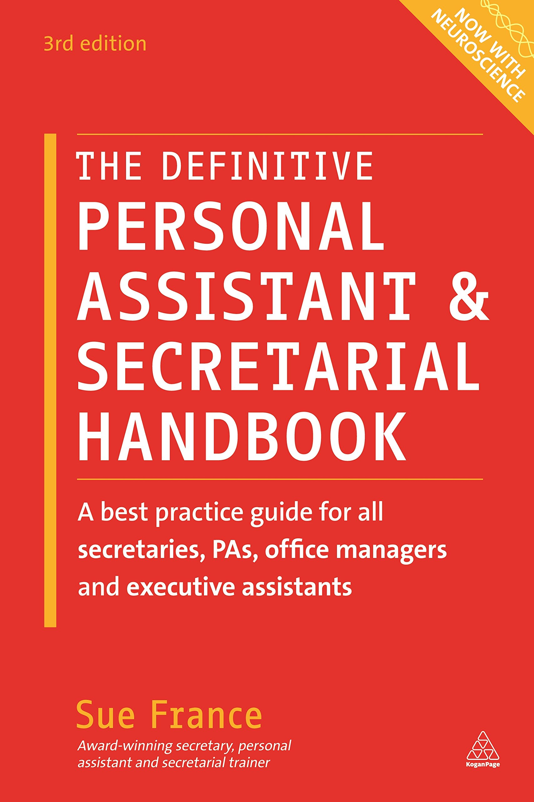 Amazon.com: The Definitive Personal Assistant & Secretarial Handbook: A  Best Practice Guide for All Secretaries, PAs, Office Managers and Executive  ...