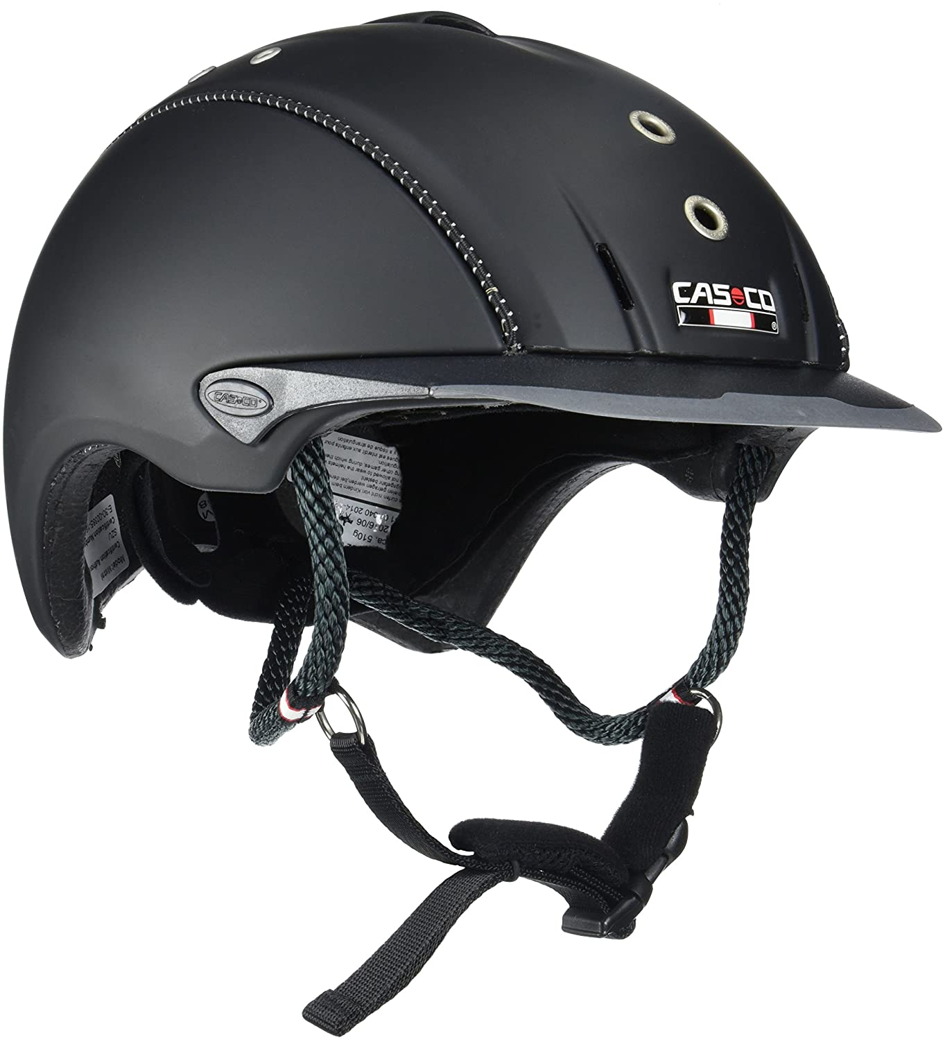 casco riding helmet MISTRALL 17.06.4003.L