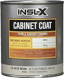 INSL X PRODUCTS CORP CC4610099 44 Qt WHT Sg Cab Enamel