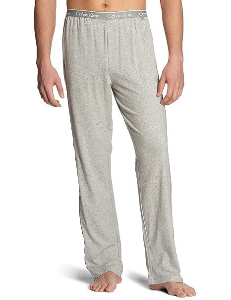 Calvin Klein Pantalón pijama gris S