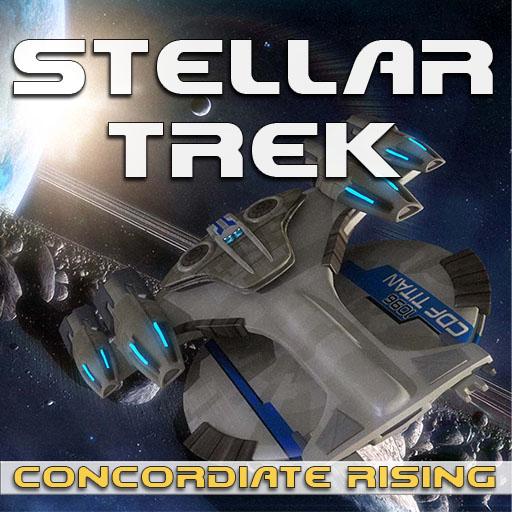 STELLAR TREK - Space Combat Sim