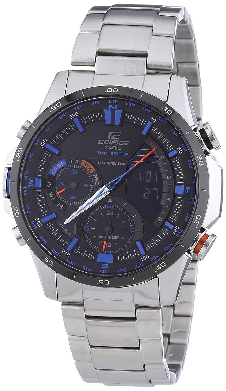 Edifice 1a2ver esRelojes Reloj Casio Era 300db Hombre NegroAmazon PkOXZiuT