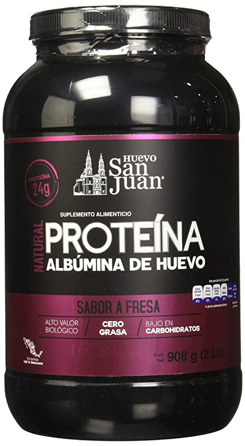 proteina de huevo albumina