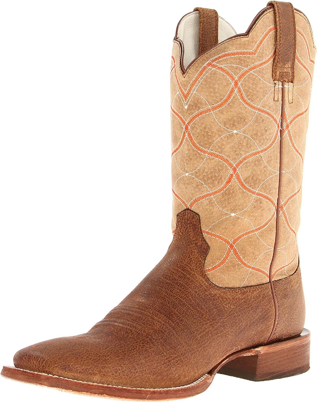 95756658 Amazon.com | Ariat Men's Big City Boot, Tan Oiled Gaucho/Roble, 8 M US |  Boots