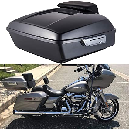 Razor Tour Pak Pack Trunk Backrest Rack For Harley Touring Street Glide Road King Flhr Flhx Fltrx 14-18 Grade Products According To Quality Bags & Luggage Top Cases