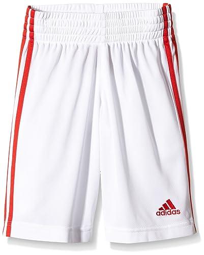 Adidas G7663715 Pantaloncini da Basket da Giovani b011fd21233f