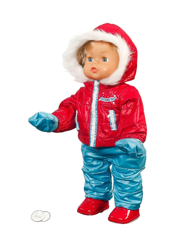 CICCIOBELLO BUA DELUXE bambola bambolotto GPZ06987 Giochi Preziosi nuovo-Italia