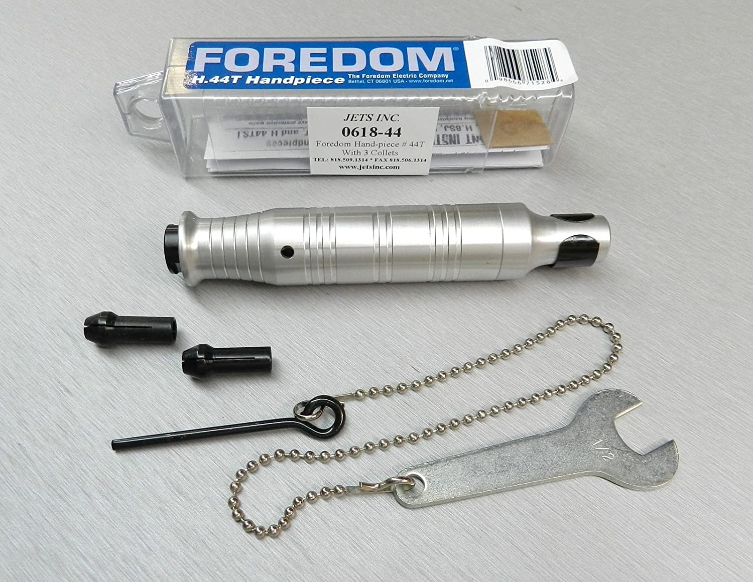 Foredom Fixed Large Collet Handpiece H.44t