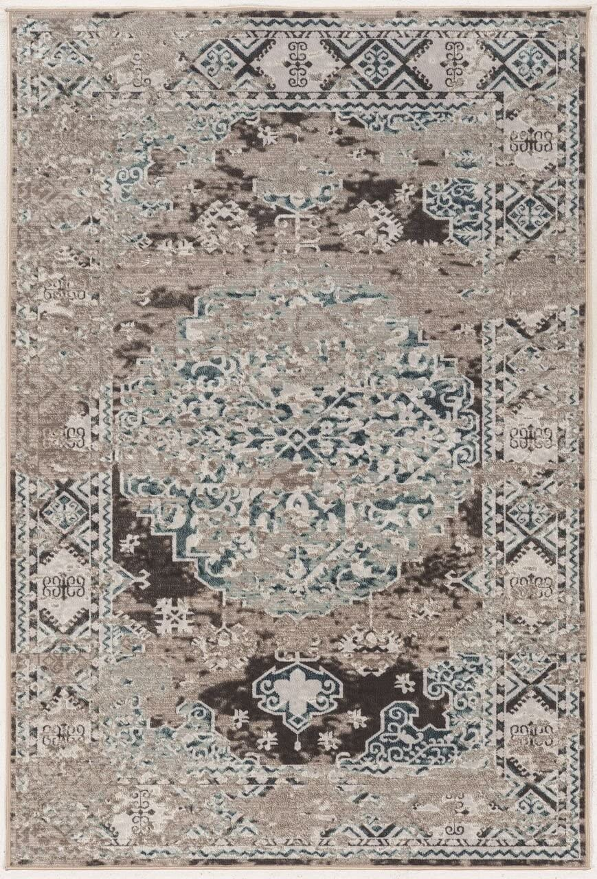 Linon Vintage Collection Nain Synthetic Rug