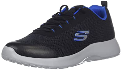 promo code 029a8 a6b97 Skechers Kinder Jungen Sneaker Dynamight Turbo Dash Schwarz ...