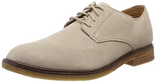 7f9101cdc8de Clarks Men s Clarkdale Moon Derbys  Amazon.co.uk  Shoes   Bags