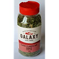 Galaxy Foods Chive Flakes (Air Dried), 100 g