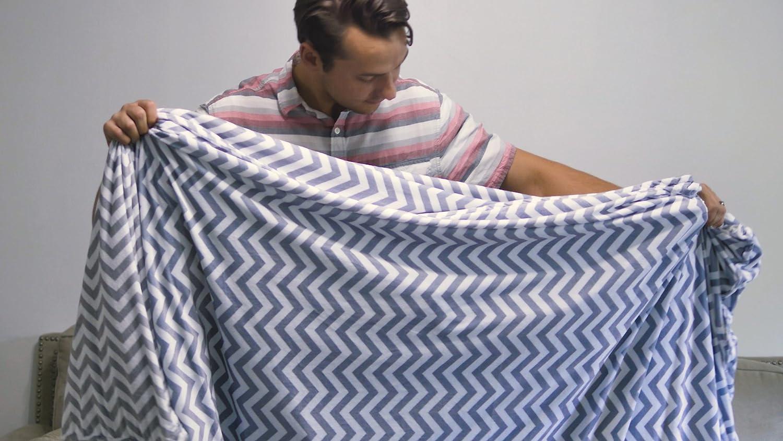 warmembrace manta pesada para mejor, más saludable dormir - Reduce la ansiedad: Amazon.es: Hogar