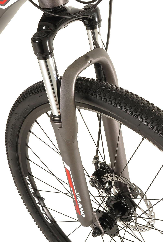 Amazon.com : Vilano Ridge 1.0 Mountain Bike MTB 21 Speed Shimano with Disc Brakes