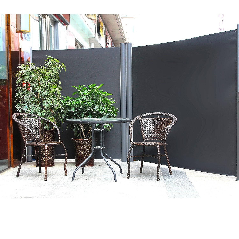 elegant sichtschutz ausziehbar einzigartige ideen zum sichtschutz. Black Bedroom Furniture Sets. Home Design Ideas