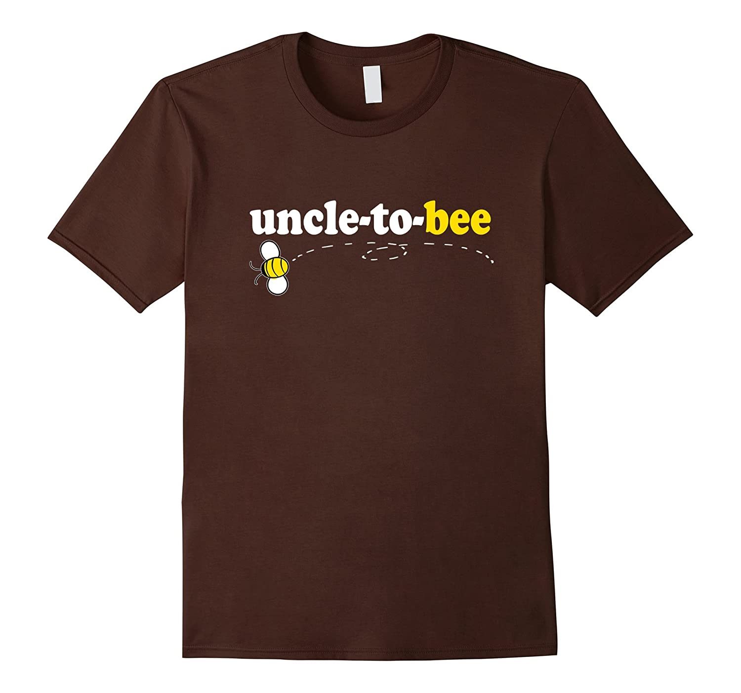 Mens Uncle to Be Bee - Pregnancy Announcement Shirt-FL