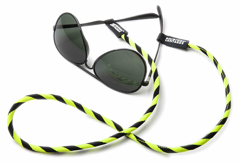 ⭐️⭐️⭐️Original Lanyards® GOOGLEZ stylisches Brillenband mit dehnbaren Gummischlaufen in 6 Farben erhältlich - (Made In Portugal) ⭐️⭐️⭐️