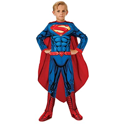 Rubies DC Universe Superman Costume, Child Small: Toys & Games