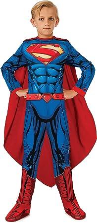 Superman Disfraces, color, S (Rubies Spain, S.L 881298): Amazon ...
