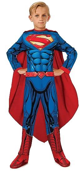 Superman- Disfraces, Color, L (Rubies Spain, S.L 881298): Amazon ...