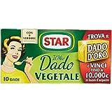 Star - Dado Vegetale, Ricco di Sapore, 10 Dadi - 100 g