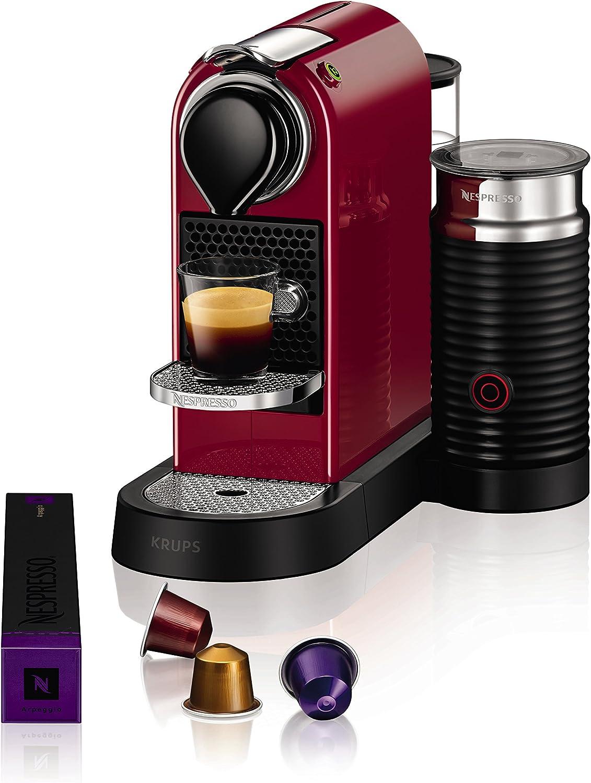 NESPRESSO KRUPS Citiz And Milk XN761540 Pod Coffee Machine ...
