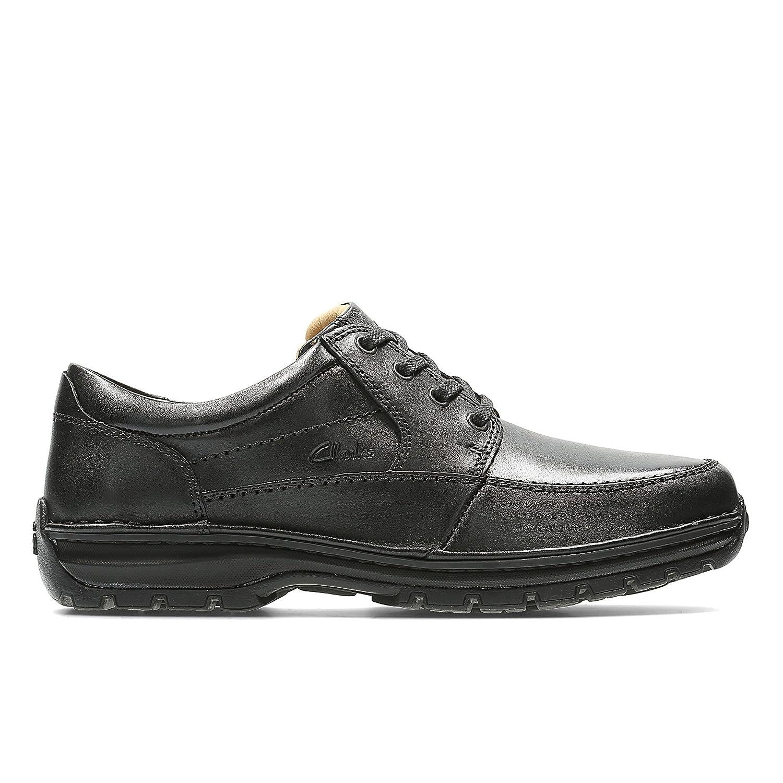 Clarks - Zapatos de cordones para hombre